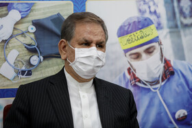 Unveiling ceremony of COVID-19 rapid antigen detection kits held in Tehran