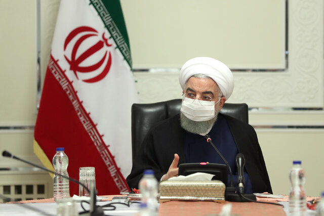 Iran ready to rapidly increase oil production: President Rouhani