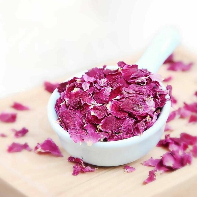 Rose petal; a magical scented medicine for skin health