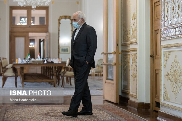 Those succumbed to Trump's bullying for 4 years now criticizing him: Zarif