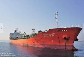 "Iran seizes South-Korean-flagged chemical tanker over ""chemical pollution"""