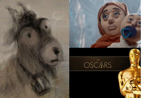 2 Iranian short animation films to vie at 2021 Oscars
