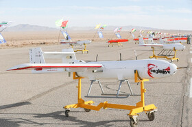 Iran's Army launches large-scale drone drill