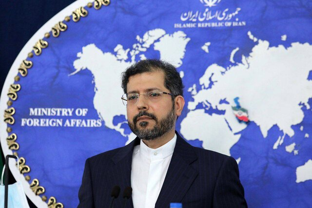 Muslim World should stand against supporting Takfiri groups by certain countries: Khatibzadeh