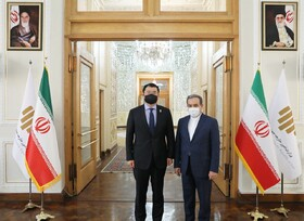 Deputy FM Araghchi, South Korean counterpart meet in Tehran