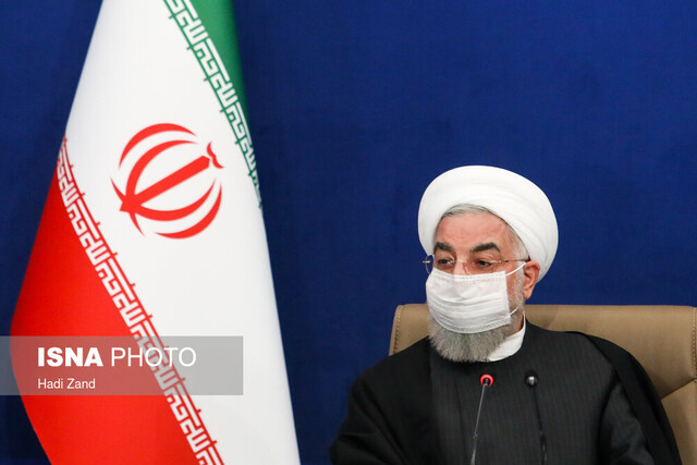 Trump administration's failure marks end of bullying, racism, lawlessness in world: President Rouhani