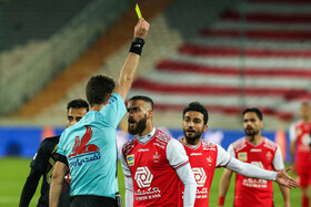 Persepolis win Foolad in Tehran