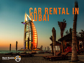 How to rent a car in Dubai?