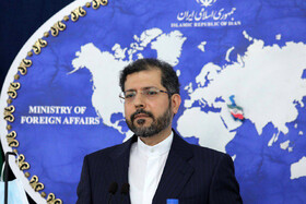 Khatibzadeh rejects 'distorted, misleading' report on FM Zarif's meeting with Taliban