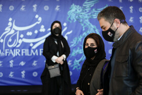 The fifth day of the 39th Fajr Film Festival, Tehran, Iran, February 4, 2021.