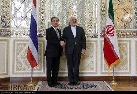 Iranian, Thai Foreign Ministers hold phone talks