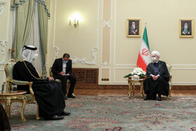 Iran welcomes talks with Persian Gulf littoral countries on bilateral, regional issues: President Rouhani