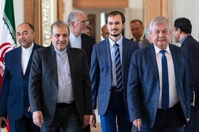 Iranian, Russian diplomats discuss Syria peace in Sochi