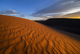 Breathtaking Mesr Desert
