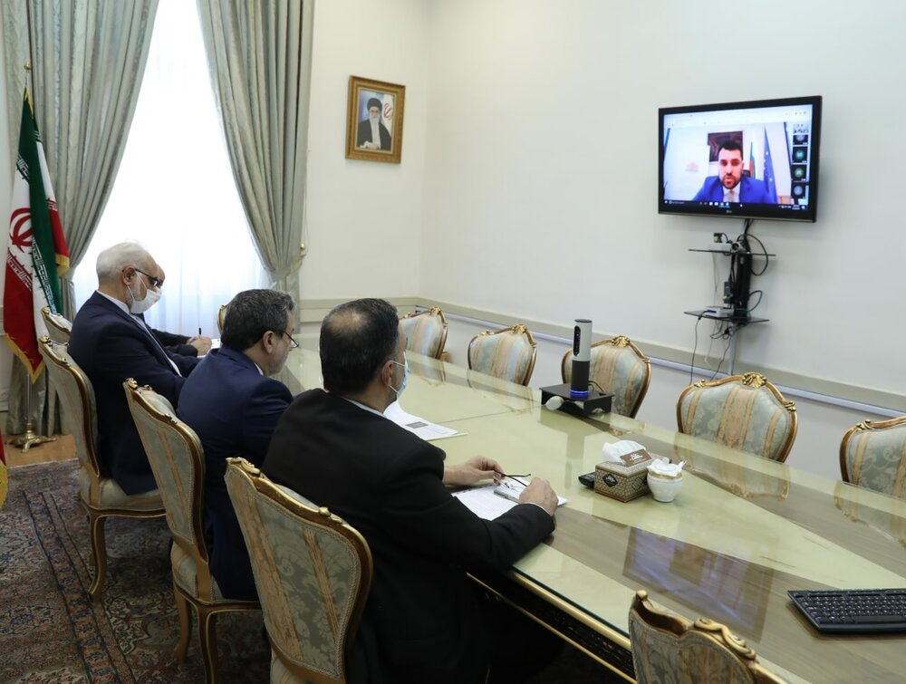 Image Iran, Bulgaria hold second round of political consultations