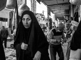 Wandering the streets, Ahvaz, Iran, February 24, 2021.