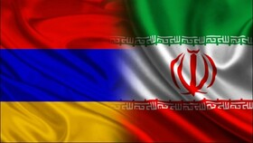 Iranian, Armenian foreign ministers hold phone conversation