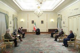 Europe should end inaction towards JCPOA: President Rouhani