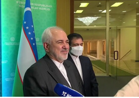 Iran can provide transit route for Uzbekistan to global markets: Zarif