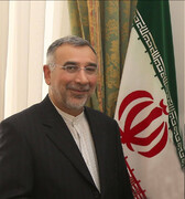 Iranian diplomat, Afghan Foreign Minister hold phone talks