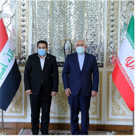 Foreign Minister Zarif, Iraqi official meet in Tehran