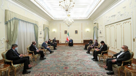 President Rouhani stresses deepening of Iran-Russia economic ties alongside political ones
