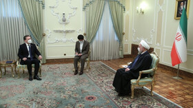 Iran ready to cooperate with Serbia in fighting COVID: President Rouhani
