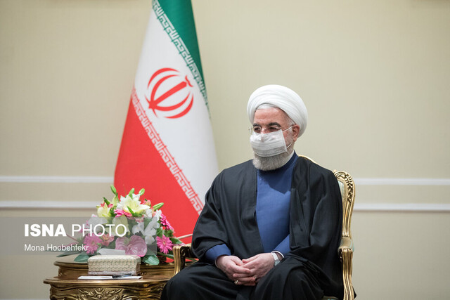 Iran's President felicitates successful holding of elections in Syria, re-election of Bashar al-Assad as President