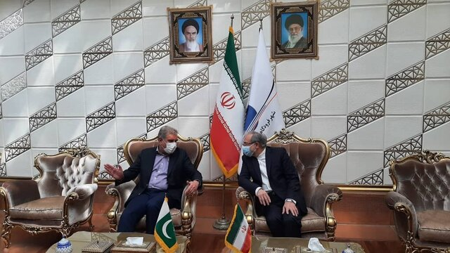 Pakistani Foreign Minister arrives in Tehran