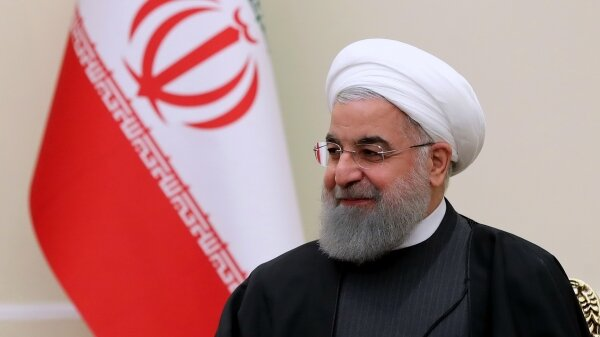 Iran's President felicitates S. Africa on national day