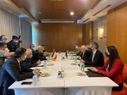 Foreign Minister Zarif, EU Foreign Policy Chief meet in Antalya