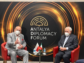 Iranian, Polish Foreign Ministers hold talks in Antalya