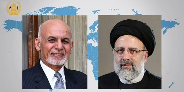 Iran, Afghanistan express hope for further expanding bilateral cooperation
