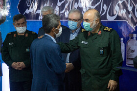 The unveiling ceremony of Noora COVID-19 vaccines, Tehran, Iran, June 27, 2021. Developed by Iran's Baqiyatallah University of Medical Sciences, the vaccine has reached trials in humans.