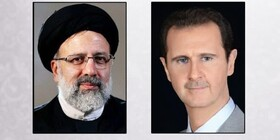 Iran, Syria stress need for strengthening bilateral cooperation