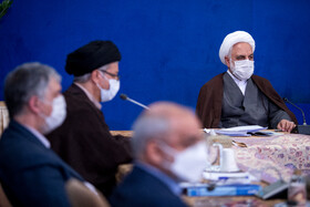 Meeting of Supreme Council of Cultural Revolution held in Tehran