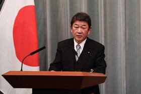 Japan's Foreign Minister to visit Iran