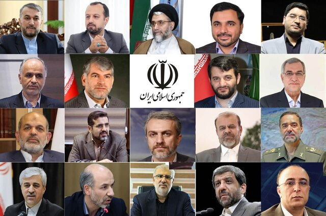 Iranian President introduces list of proposed ministers to parliament