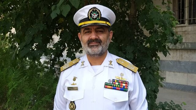 Iran able to be present with authority in all waters around the world: Navy Commander