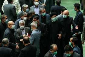 Process of confidence vote for proposed ministers begins in Iran