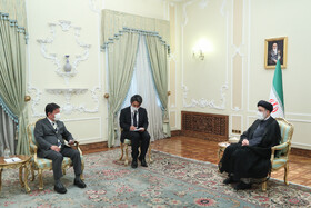 Iranian President emphasizes on unfreezing Iran's foreign exchange resources in Japan