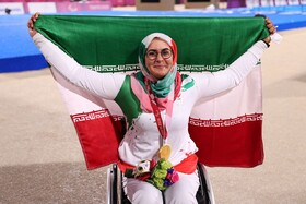 Zahra Nemati elected as member of Para-Archery Committee of World Federation