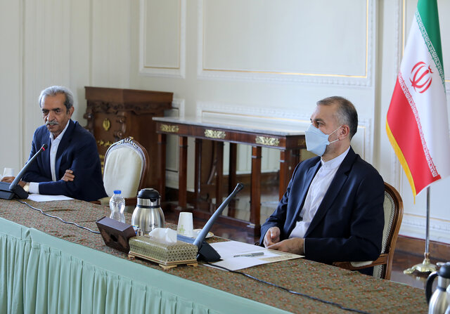 Foreign Ministry, Iran Chamber of Commerce hold 1st consultation forum