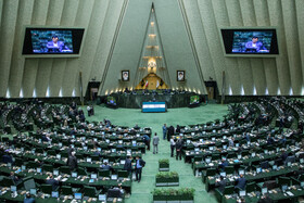 Iranian lawmakers strongly react to Azerbaijani lawmakers' hostile remarks against Iran