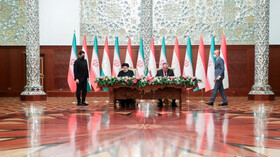 8 pacts signed between Iran, Tajikistan in different sectors