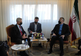 Iran, UNHCR discuss humanitarian situation in Afghanistan