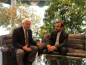 Iran, Russia discuss cooperation on int'l information security