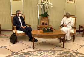 Iran, Oman discuss expansion of friendly relations
