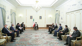 There are no restrictions for expanding ties with Uzbekistan: Iranian President