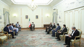 Iran hopes gov't to be formed in Afghanistan that represents all Afghan people: President Raisi